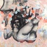 Falling for Grace - David Choe